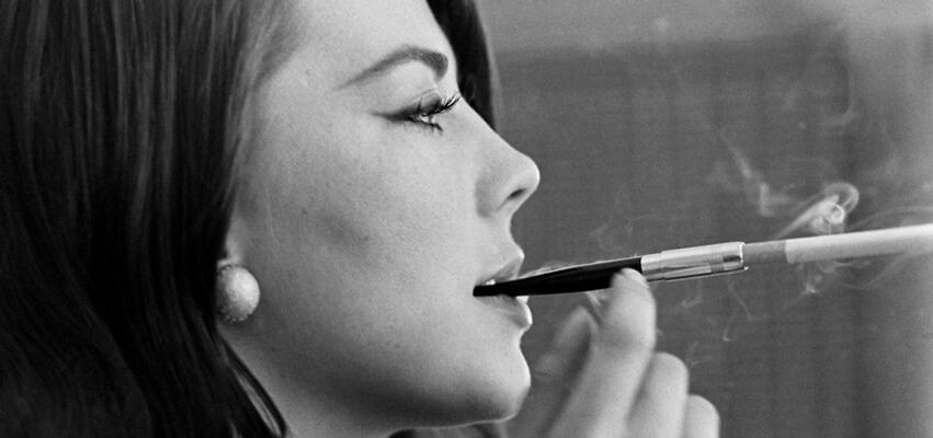 Porte cigarette